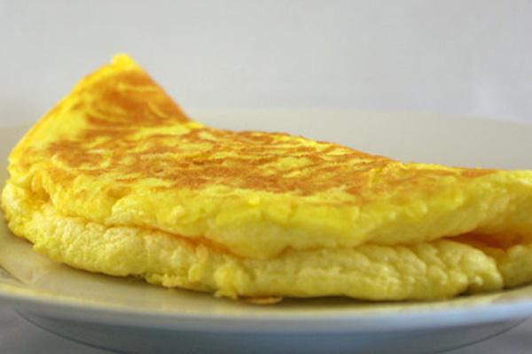 món trứng chiên giòn