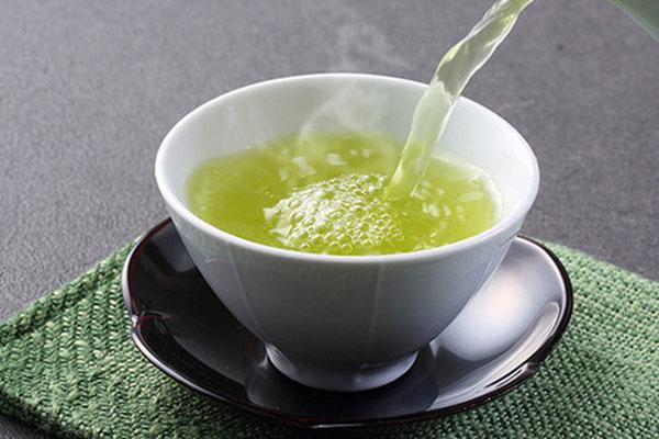 trà xanh giảm stress