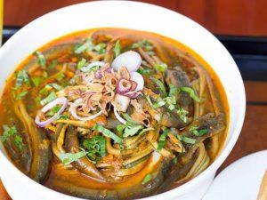 cách nấu súp lươn