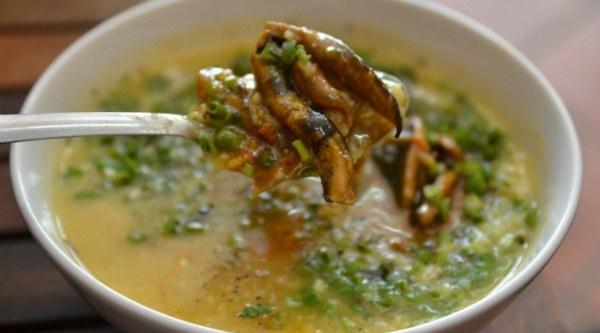 cách nấu cháo lươn