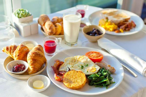 bữa sáng quan trọng