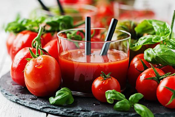 cà chua giàu chất chống oxy