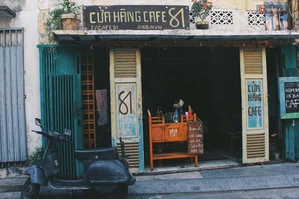 Quay Về Tuổi Thơ Với Những Quán Cà Phê Phong Cách Cổ Điển Ở Sài Gòn
