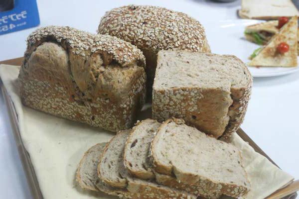 hình bánh mì