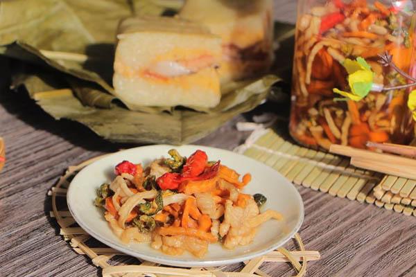 Những Món Ăn Truyền Thống Ngày Tết Bạn Nhất Định Phải Nằm Lòng
