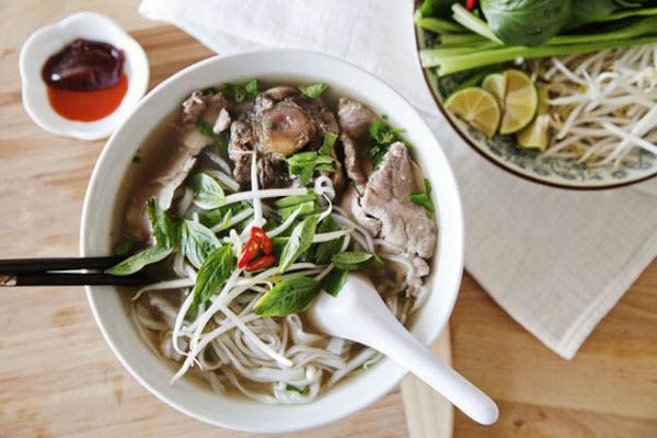 Hình Phở bò, Việt Nam