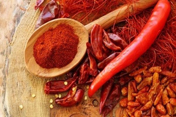 Bí quyết giảm cân bằng bột ớt
