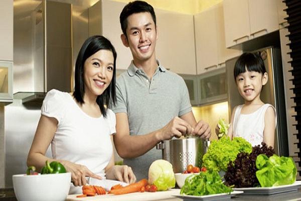 Nấu ăn ngon – Bí quyết giữ gìn hạnh phúc gia đình