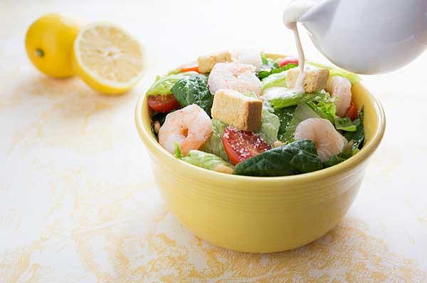 các loại sốt salad