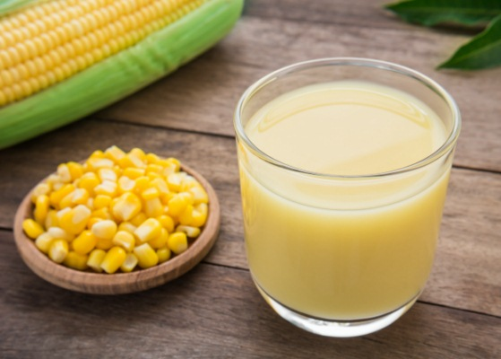 cách làm sữa bắp ngon