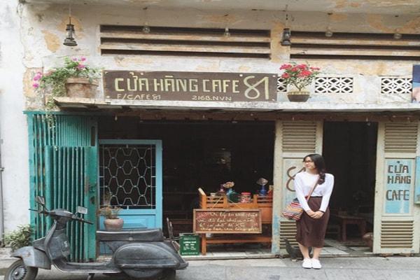 Quay về tuổi thơ với những quán cà phê đậm chất hoài cổ