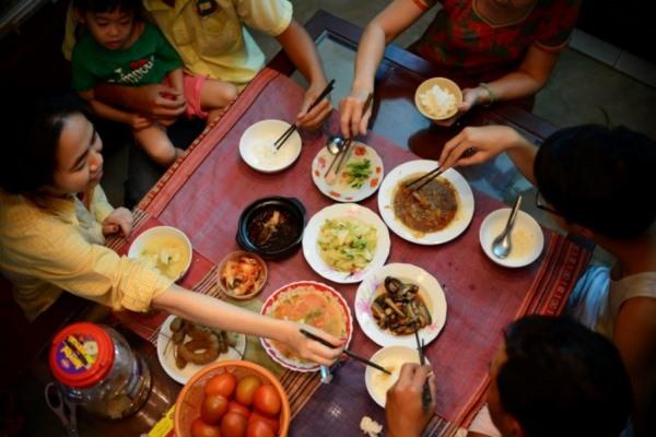 5 Nguyên tắc bạn nhất định phải nhớ khi dùng bữa