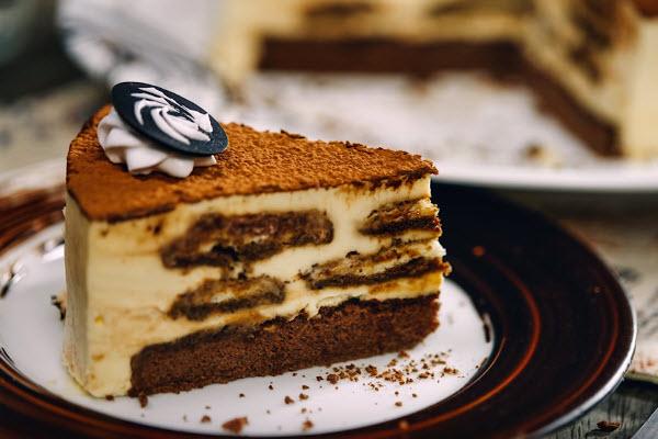 hình ảnh bánh tiramisu