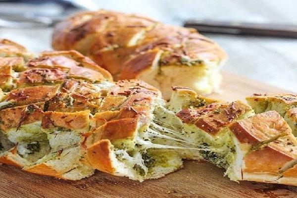 hình bánh mì cá hồi