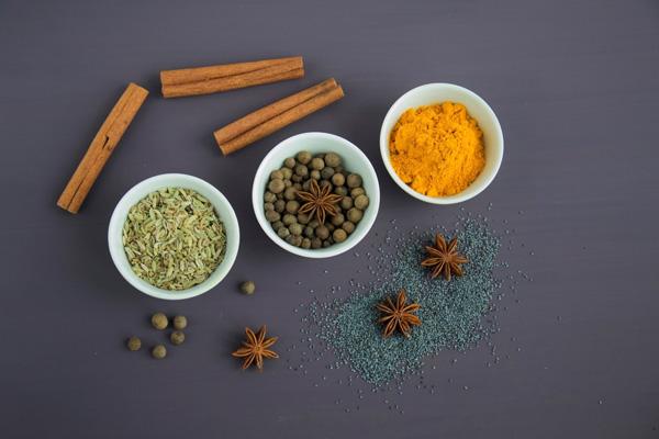 10 loại gia vị cơ bản trong ẩm thực ấn độ