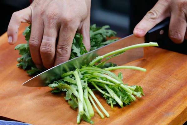 hình các loại rau nấu cho trẻ em