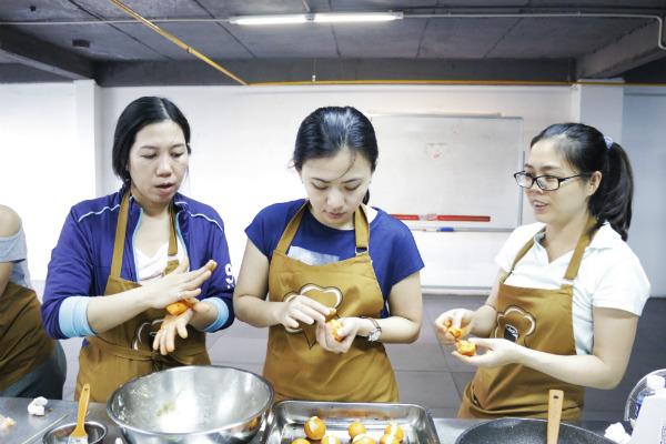 Học nấu món tết ở đâu chất lượng?