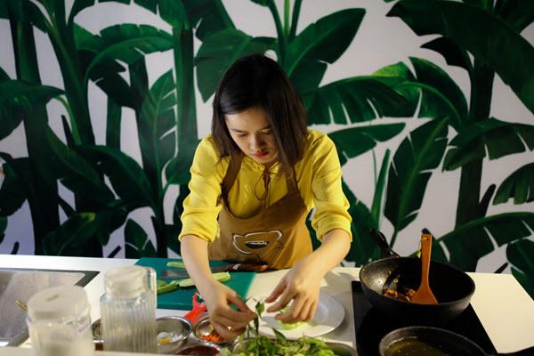 Nấu ăn – Phương pháp giải tỏa tinh thần tại gia cho chị em phụ nữ