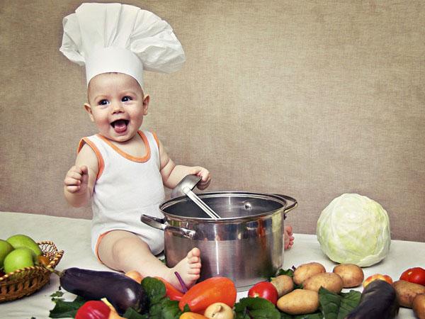 Các món ăn sáng cho bé 1 – 3 tuổi