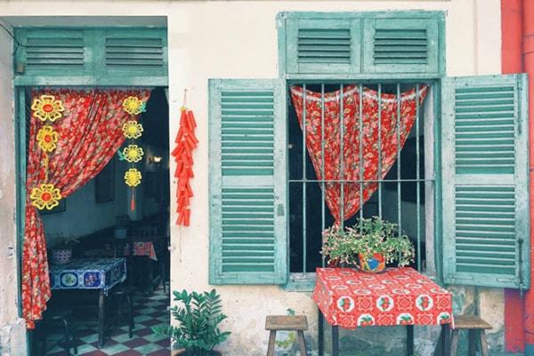 hình ảnh quán cafe Út Lành Sài Gòn