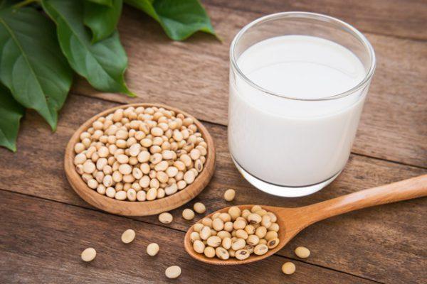 Sữa đậu nành nguyên chất