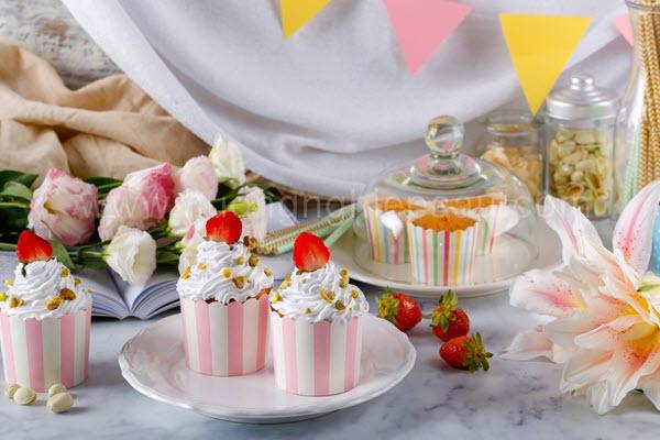 Bánh cupcake mang hương vị thơm ngon