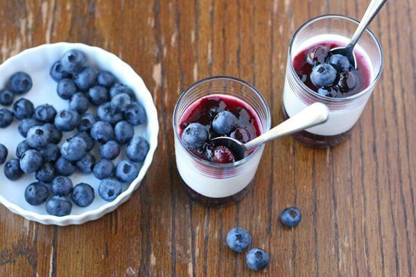 Cách làm Yogurt Panna Cotta