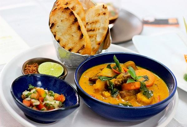 Tuyệt kỹ nấu ăn ngon với món cà ri dê Ấn Độ