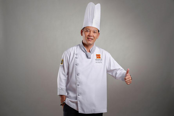 Thầy Đoàn Minh Tâm