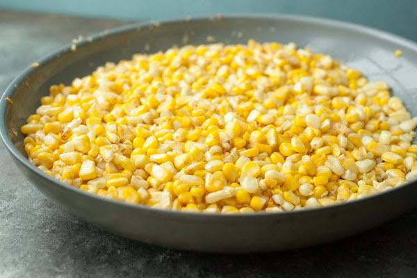 hạt bắp nấu chè