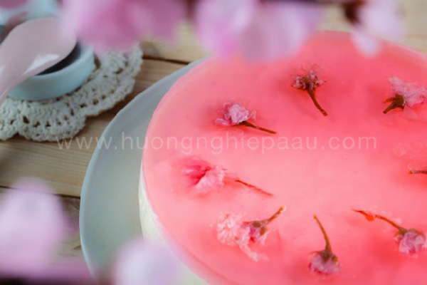 bánh cheese cake