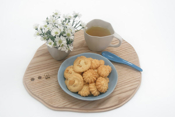 Hình bánh cookies bơ