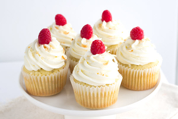 hình bánh cupcake