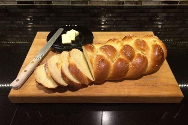 hình bánh mì hoa cúc