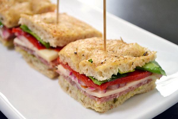 hình bánh sandwich