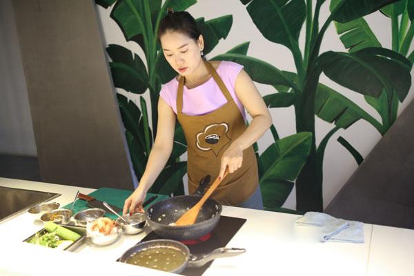 Hình bí quyết nấu nướng