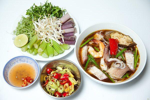 Học Nấu Bun Mắm Ngon Nhất Vị Miền Tay đầu Bếp Gia đinh
