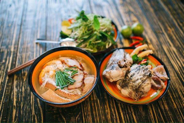 Thế giới bún trong ẩm thực Việt Nam