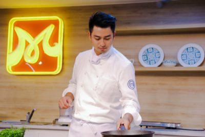 Hình Chef Đỗ Nguyễn Hoàng Long