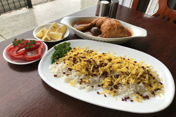 Polow – món cơm nức tiếng của ẩm thực Ba Tư
