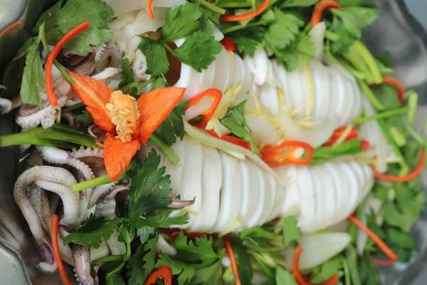Muốn hấp hải sản ngon không nên bỏ qua những mẹo sau
