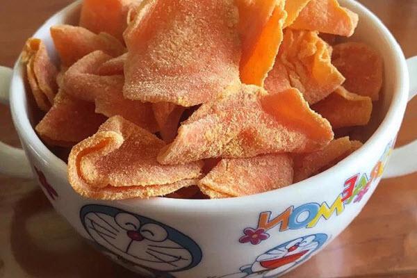 hình mứt cà rốt