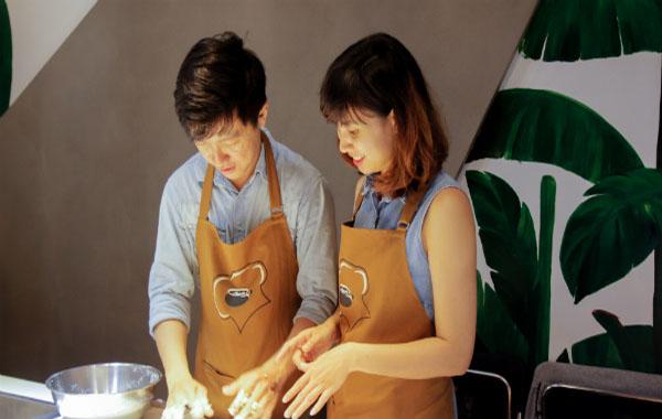 Vợ nấu ăn ngon, chồng thỏa sức tự hào!