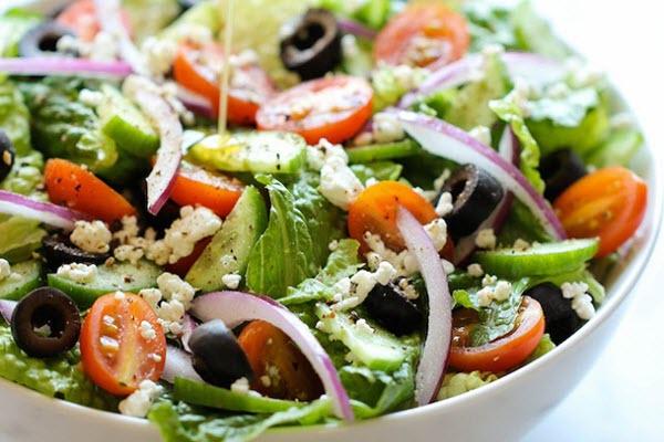 hình salad hy lạp
