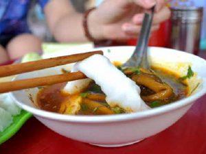 cách nấu súp lươn ngon