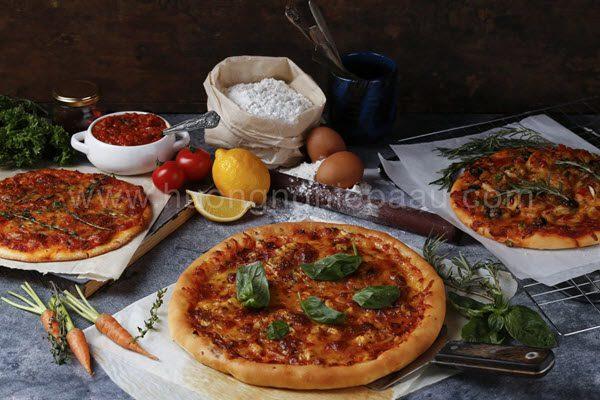"""Pizza – """"ông hoàng"""" ẩm thực nước Ý"""