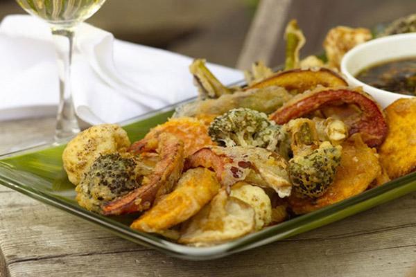 Các món ăn Nhật Bản từ rau củ