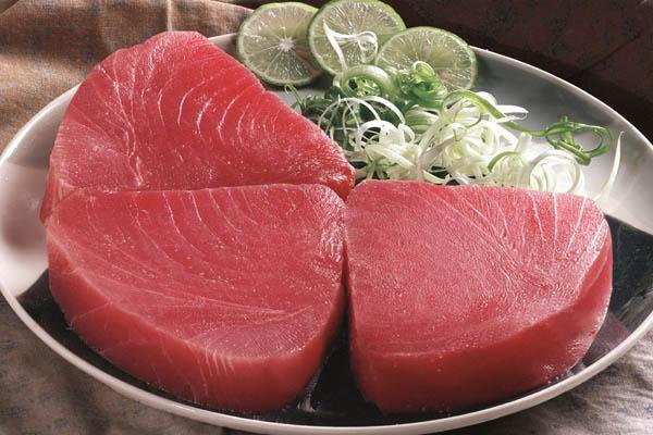 thịt cá ngừ đại dương