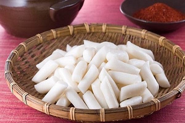 bột làm bánh gạo