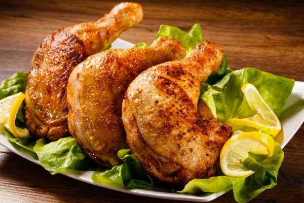 cách làm gà rán